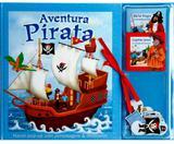 Aventura pirata - Vale das letras
