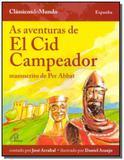 Aventuras de el cid campeador, as: manuscrito de p - Paulinas