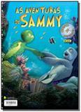 Aventuras de sammy, as - revista de atividades - Nacional