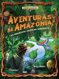 Aventuras na Amazônia - Uma Brilhante Aventura Biológica! - Moderna