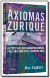 Axiomas de zurique, os - Best seller