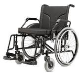 (B)Cadeira Rodas Big Preta Jaguaribe - O. jaguaribe
