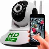 Baba Eletronica Com Camera Monitore Dia E Noite Pelo Celular - Universal