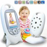 Babá Eletrônica Digital Com Video E Visão Noturna - Lançamento - Baba eletro