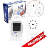 Babá Eletrônica Digital Com Video E Visão Noturna Termômetro - Luatek