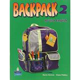 Backpack 2 - Student Book (British) - Pearson education - br
