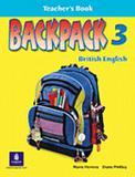 Backpack 3 tb - british - 1st ed - Pearson (importado)