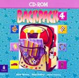 Backpack 4 cd-rom - 1st ed - Pearson audio visual