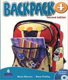 Backpack 4 - Student Book With Cd-rom - 02 Ed - Pearson (elt)