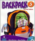 Backpack 5 - Student Book With Cd-rom - 02 Ed - Pearson (elt)