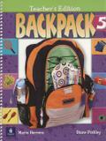 Backpack 5 tb - 1st ed - Pearson (importado)