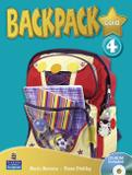 Backpack Gold 4 Sbk & Cd Rom N_E Pk