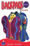 Backpack posters starter - 2nd edition - Pearson (importado)