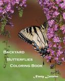 Backyard Butterflies Coloring Book - Nancylorrainebooks