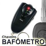 Bafometro Chaveiro C/ Lanterna Elitometro Alcool Evite Multa - Alba eletronicos