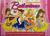 Bailarinas - prancheta para colorir - Online