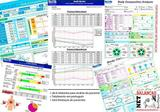 Balança de Bioimpedancia BC 601 FS Tanita c/ Mochila da TANITA +Software ilimitado
