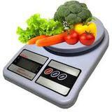 Balança Digital De 1g À 10kg Cozinha Tomate alta precisão dieta