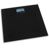 Balança digital para banheiro Hauskraft preta 180 kg - 24928