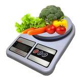 Balança Eletronica Digital de Alta Precisão 1g À 10Kg Cozinha Alimentos - Sq