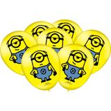 Balão de Látex Festa New Minions 25 unidades Festcolor - Festabox