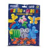 Balão E Magia - Bomba de Ar + 20 Balões - Dtc