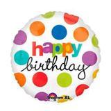 Balão Metalizado Birthday n18 Anagram