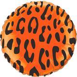 """Balão Metalizado Pele de Onça 9"""" - Flexmetal"""