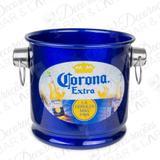 Balde de gelo em alumínio 10 litros - corona - Camarim móveis