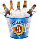 Balde Para Bebidas  ANTARCTICA P/ 04 Garrafas - Doctor cooler