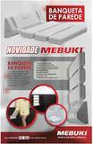 Banco / Assento de Parede Escamoteável da Mebuki
