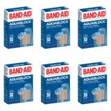 Band Aid Curativo Aquablock C/30 (Kit C/06)
