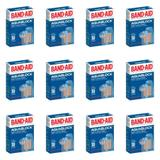 Band Aid Curativo Aquablock C/30 (Kit C/12)