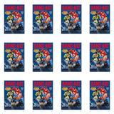 Band Aid Curativo Infantil Liga Da Justiça C/25 (Kit C/12)