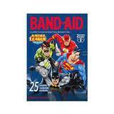 Band Aid Curativo Infantil Liga Da Justiça C/25
