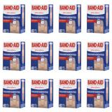 Band Aid Curativo Transparente C/40 (Kit C/12)
