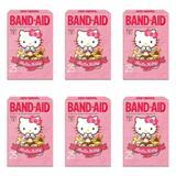Band Aid Hello Kitty Curativos C/25 (Kit C/06)