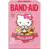 Band Aid Johnson  Johnson Hello Kitty - Contém 25