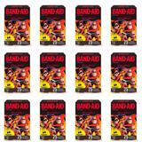 Band Aid Os Incríveis Curativo Infantil C/25 (Kit C/12)
