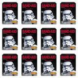 Band Aid Star Wars Curativo Infantil C/25 (Kit C/12)
