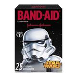 Band Aid Star Wars Curativo Infantil C/25