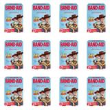 Band Aid Toy Story Curativo Infantil C/25 (Kit C/12)
