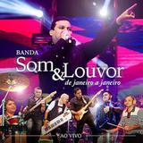 Banda Som  Louvor - De Janeiro A Janeiro - Ao Vivo - CD - Som livre