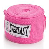 Bandagem 2,75 Metros- Pink - Everlast
