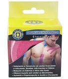 Bandagem Elástica Adesiva Kinesio Classic Tape Ortho Pauher