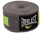 Bandagem Everlast Flex Cool 5,4 Metros Cinza