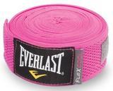 Bandagem Everlast Flex Cool 5,4 Metros Rosa