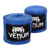 Bandagem para Boxe Azul com 4 Metros Venum 2 Unidades