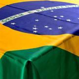 Bandeira Do Brasil 90 X 60cm Encaixe P/ Mastro - Nova