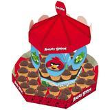 Bandeja Descartável Carrossel Angry Birds FestColor